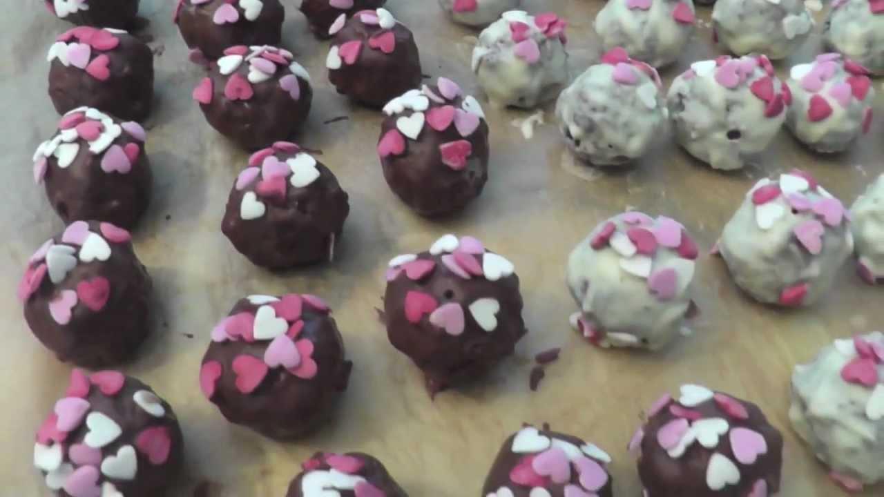 Diy Valentinstags Pralinen Zum Verschenken Valentines Gift Idea