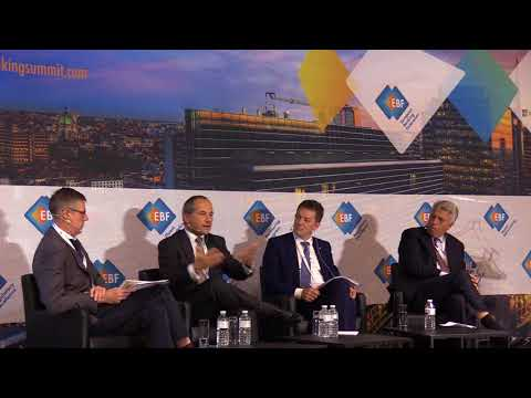 EBF European Banking Summit 2017 - CEO Panel