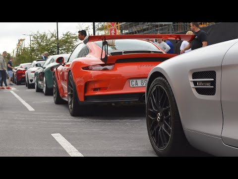 Best South African Supercar Sounds of 2017