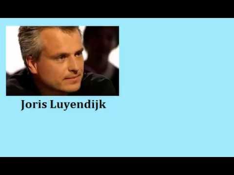 Joris Luyendijk 9-1-2013 * radio