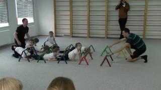 Занятия по физической культуре по методике Н.Н. Ефименко,
