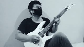 Dream Theater - The Spirit Carries On ( Guitar Cover)