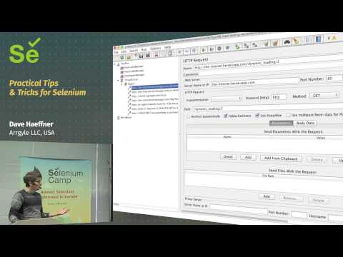 Practical Tips & Tricks for Selenium (Dave Haeffner, USA)