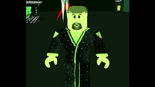 Roblox| WWE2K17 How to make Bobby Roode NXT