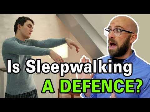What Happens If You Are Sleep Walking And You Kill Someone?