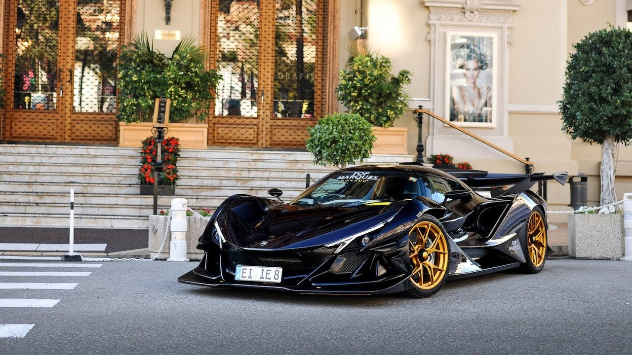 monaco is full of hypercars top marques monaco 2018 youtube. Black Bedroom Furniture Sets. Home Design Ideas