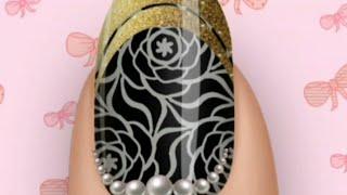 Beautiful nails 💅💅designs tutorial ll by SS Nail Art Designer
