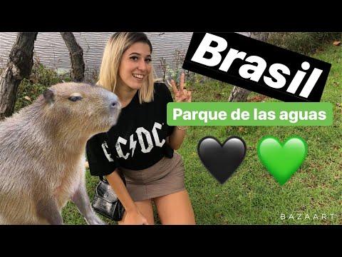 BRASIL ❤️ PARQUE DE LAS AGUAS ❤️Cuiabá, Mato Grosso.