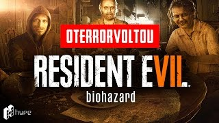Hype - Pré-Venda Resident Evil 7