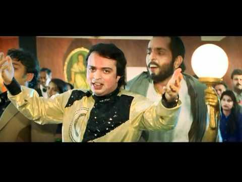 Peelo Ishq Di Whisky | Mithun Chakraborty | Ravali | Mard (1988)| Altaf Raja Songs