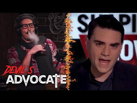 DEVIL'S ADVOCATE: Ben Shapiro vs. Skyler Turden Debate Socialism! | Louder With Crowder