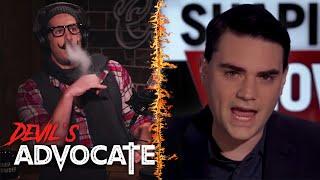 DEVIL'S ADVOCATE: Ben Shapiro vs. Skyler Turden Debate Socialism! | Louder With Crowder