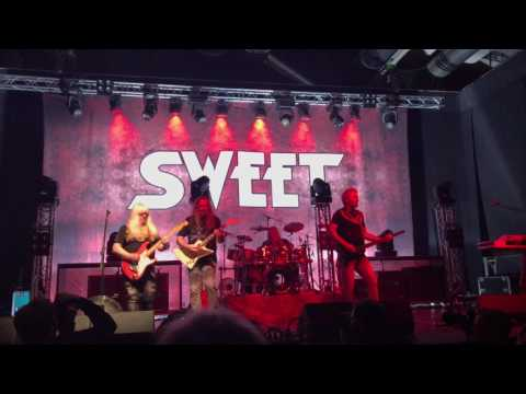 SWEET 24.03.2017 LIVE  Columbiahalle Berlin