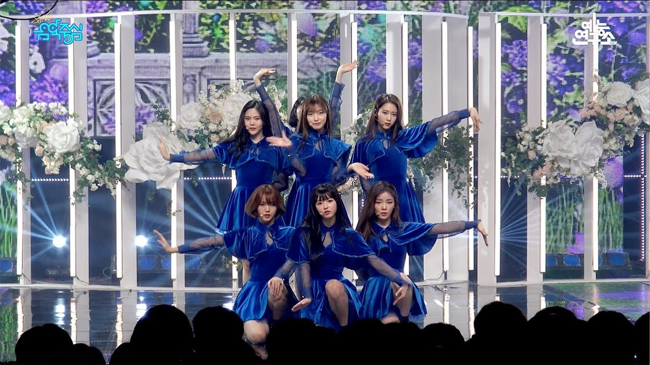 20180113 Secret Garden Oh My Girl In 4k Youtube