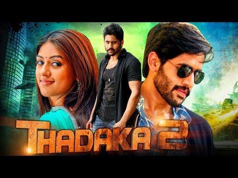 Thadaka 2 Telugu Hindi Dubbed Movie | Naga Chaitanya, Anu Emmanuel, Ramya Krishna
