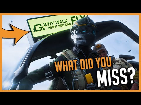 What Did You Miss? Battlefield 2042 Trailer Breakdown and Analysis