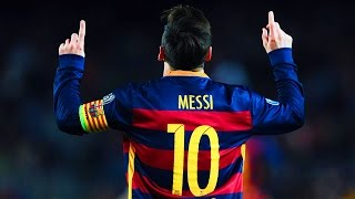 Lionel Messi - Take Me Home | 2016 HD