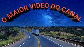 Gambar cover O MAIOR VÍDEO DO CANAL. Cruzando 4 Estados