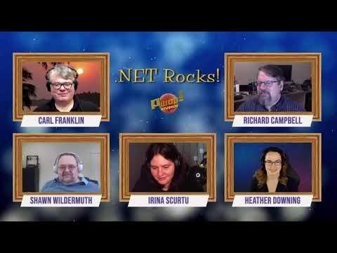 .NET Rocks Live – the API in 2020