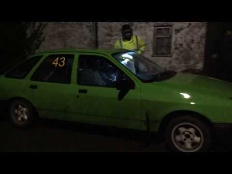 YNYS MON Rally 2017. Anglesey Rally MMTV