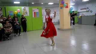Алина. Русский танец.