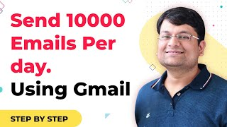Send bulk emails with Gmail (Upto 100,000 emails per day)   Email Marketing screenshot 3