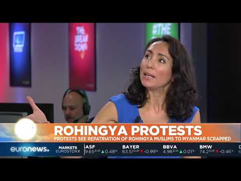 Protests see repatriation of Rohingya Muslims to Myanmar scrapped | #GME