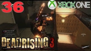 Xbox One Dead Rising 3 Part 36 Remotely Helpful Will Or Away Walkthrough Lets Play Guide