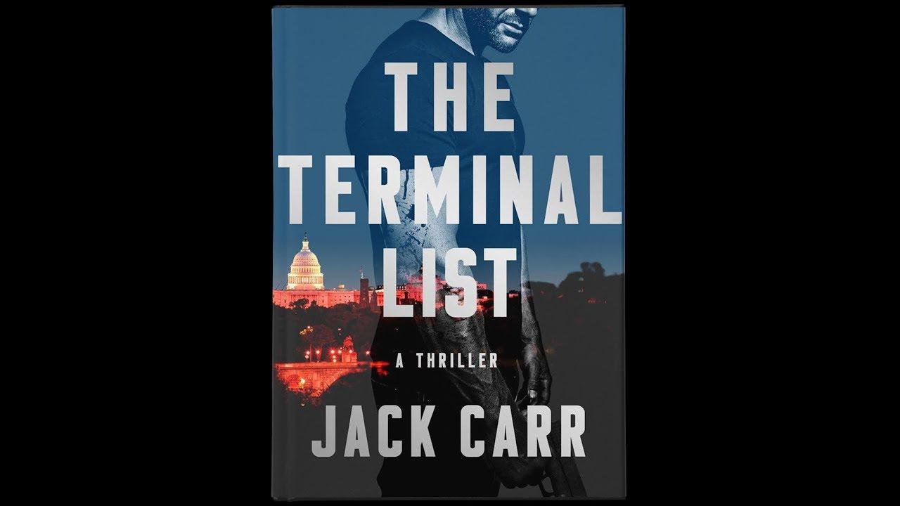 Navy SEAL Writes New Novel – The Terminal List: Gun Talk Radio  3 25 18 C