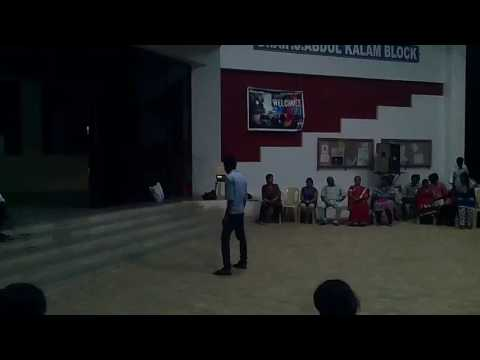Kalasalingam university MBA Dept , Dance function