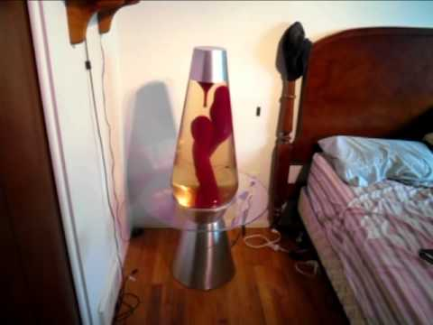 My other Colossus Lava Lamp - YouTube