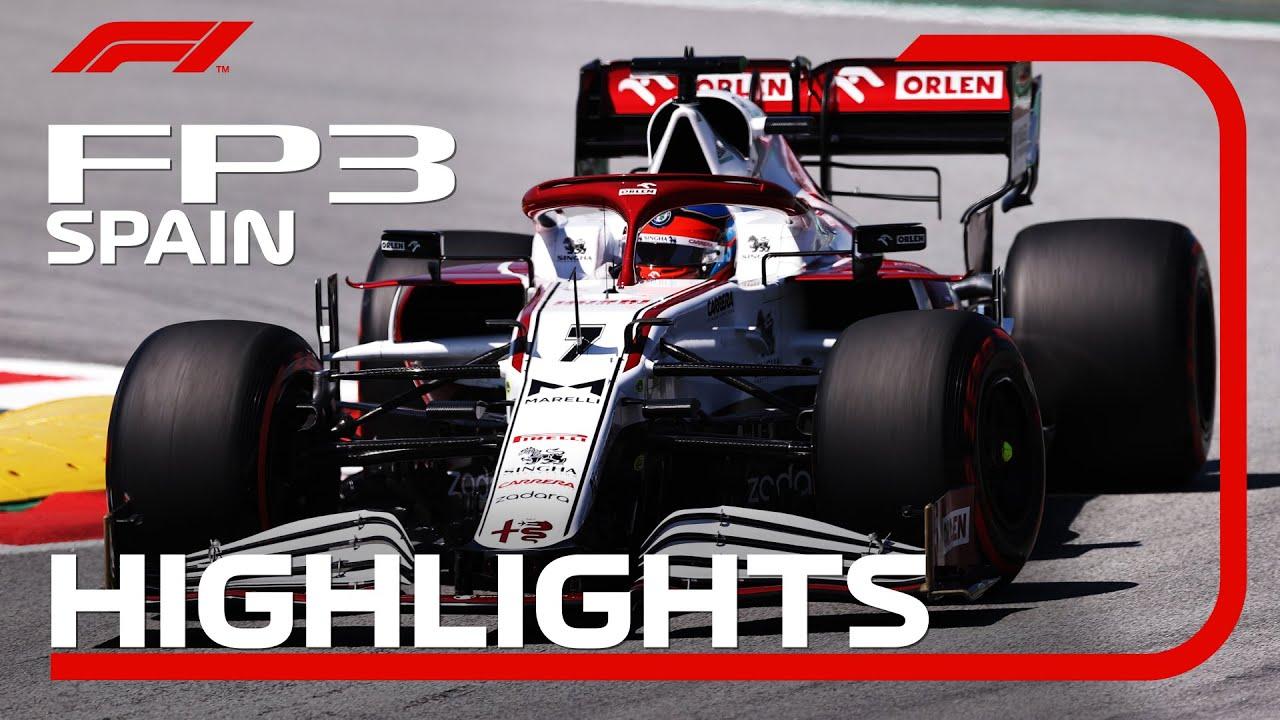 FP3 Highlights | 2021 Spanish Grand Prix