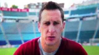 Video conmemorativo por los 50 años de Cruz Azul en primera división