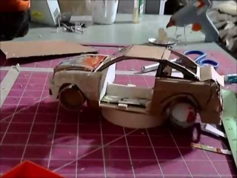 building a model car out step 5 the finders youtube. Black Bedroom Furniture Sets. Home Design Ideas