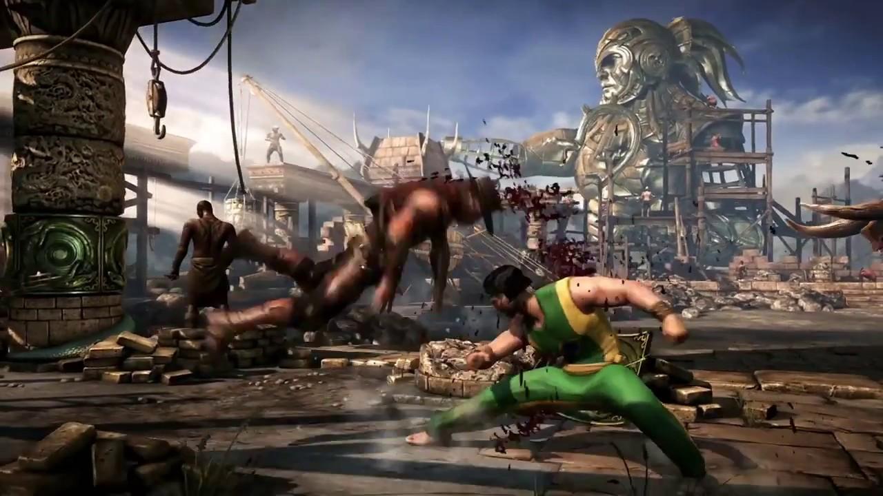 Mortal Kombat XL Launch Trailer - YouTube
