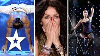 Most ACROBATIC Auditions on Romania