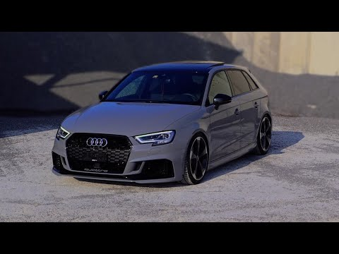 Audi Rs3 2018 >> New Audi RS3 facelift SB 2018 | NARDO GREY | SOUNDCHECK ...