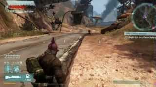 Let´s Play Defiance PS3 #003 German