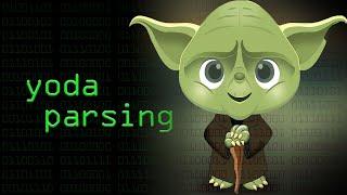 Yoda Parsing - Computerphile