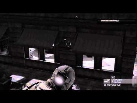 Splinter Cell Conviction - St. Petersburg Banya Hunter - Realistic, no retries