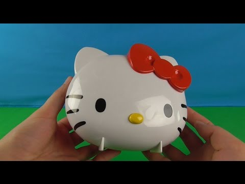 Hello Kitty Toys Video for baby