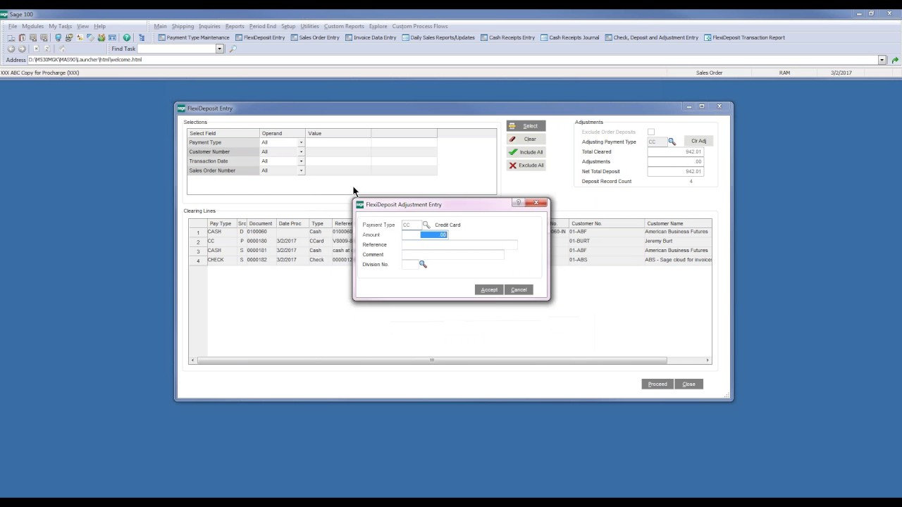 Sage 100 Extended Solutions - Add-On's and Enhancements