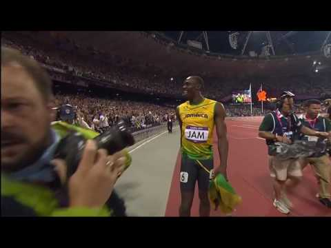 Men 4x100 m Relay – Final – Athletics – London 2012 – Olympics