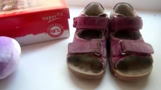 видео Как выбрать первую обувь для ребенка