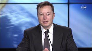 Elon Musk & NASA Discuss Successful In Flight Abort Test