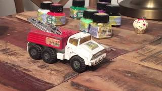 matchbox Makeover: Battle Kings Recovery Vehicle from 1975