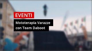 Mototerapia Varazze con Team Daboot