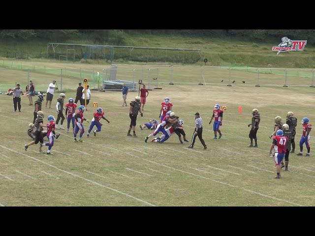 2018 - Sussex Thunder vs Solent Thrashers - Highlights