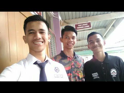 Pelancaran Kem Membaca 1 Malaysia Peringkat Negeri Sarawak (SMK BAU) 2018
