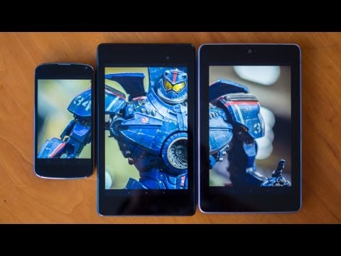 Tested In-Depth: Google Nexus 7 (2013) Tablet Review